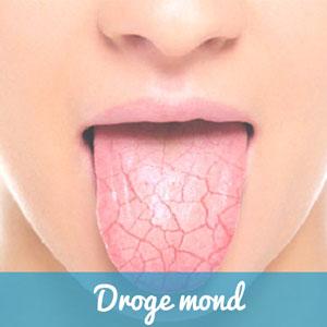 Droge-mond